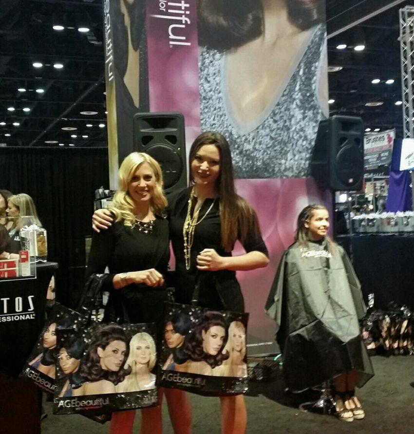 11_Zotos-International_International-Salon-Spa-Expo_Hostesses-HairModel-color